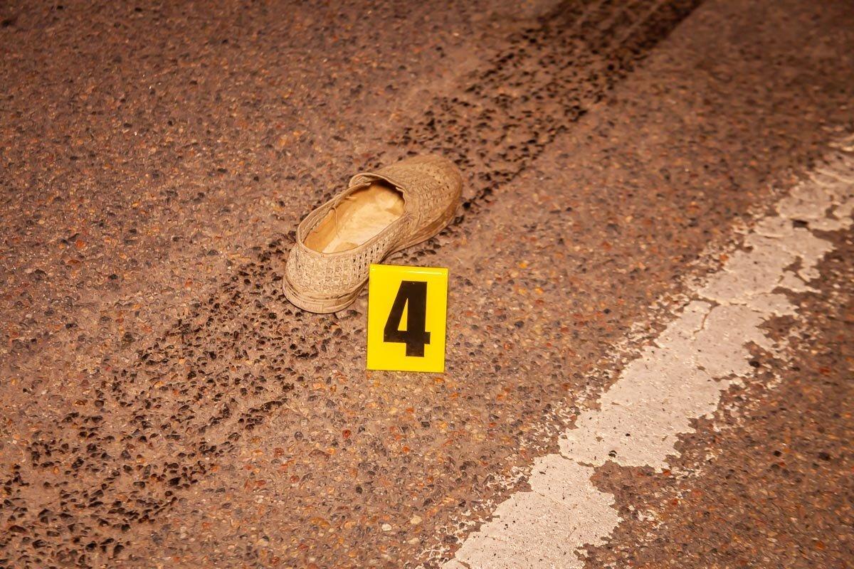 Смертельное ДТП на Криворожской трассе: водитель грузовика попал под колеса такси, - ФОТО , фото-4