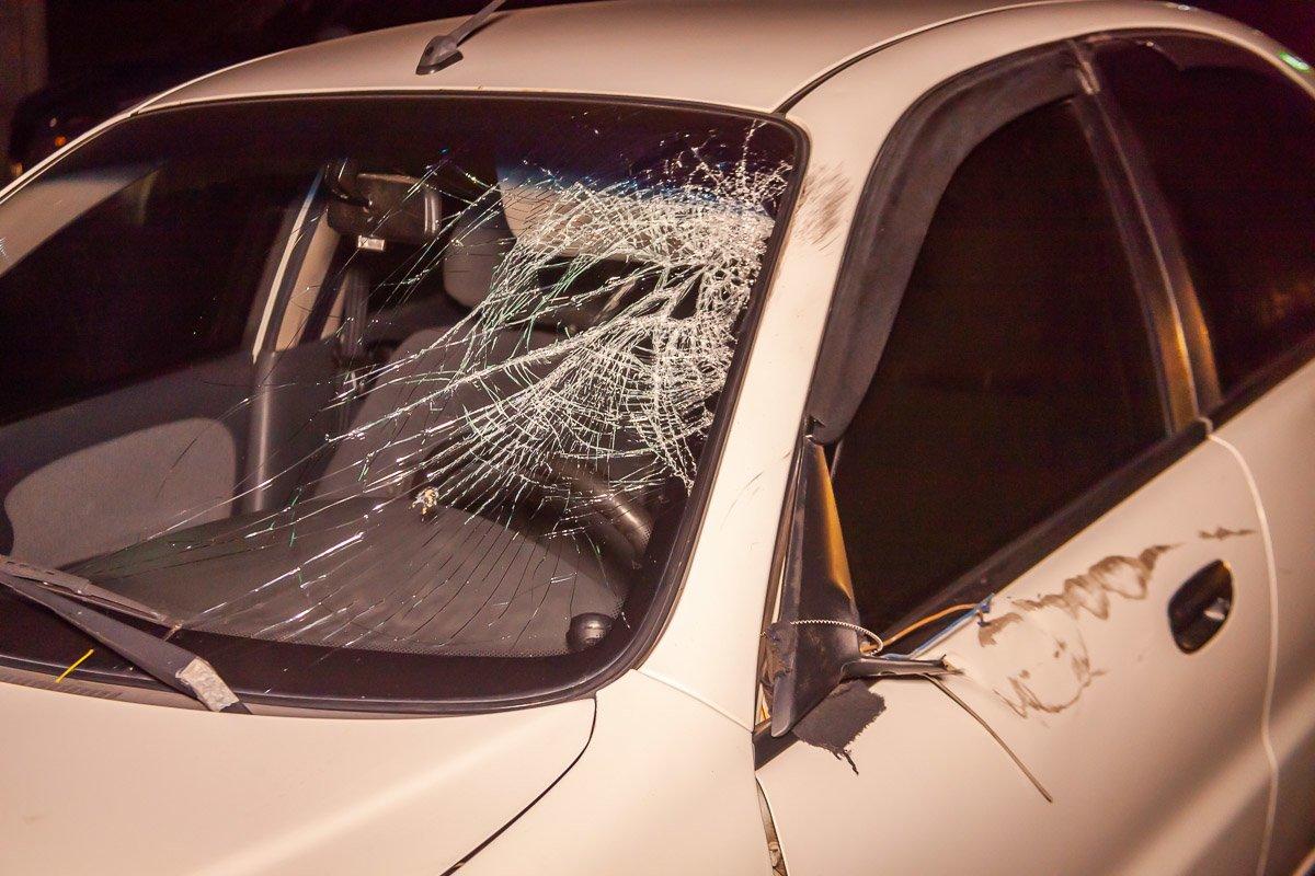 Смертельное ДТП на Криворожской трассе: водитель грузовика попал под колеса такси, - ФОТО , фото-2