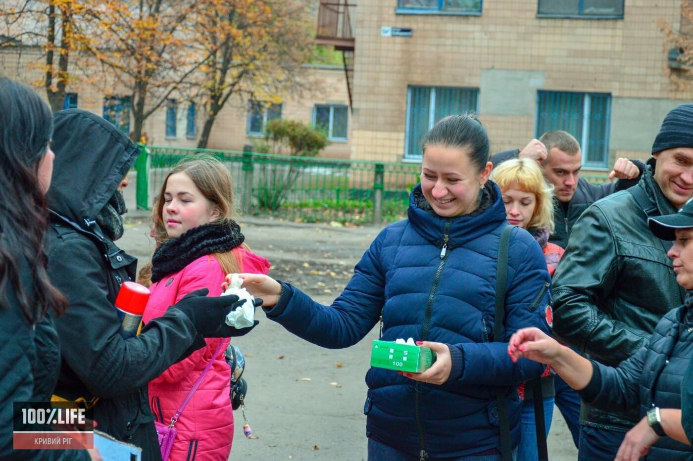Криворожские подростки вместе с копами зарисовывали незаконную рекламу наркотиков, - ФОТО , фото-11