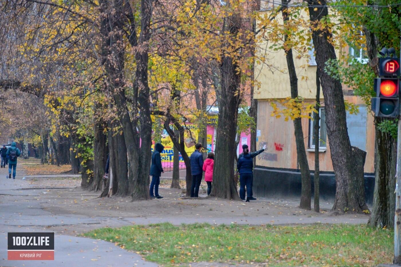 Криворожские подростки вместе с копами зарисовывали незаконную рекламу наркотиков, - ФОТО , фото-19