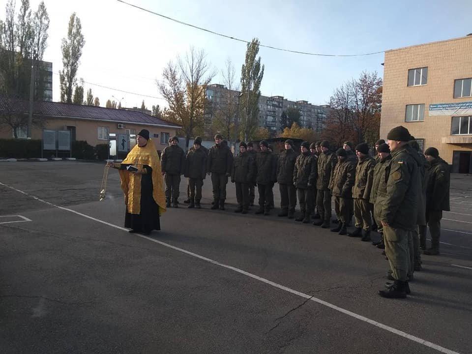 В Кривом Роге почтили память погибших нацгвардейцев, - ФОТО, фото-3