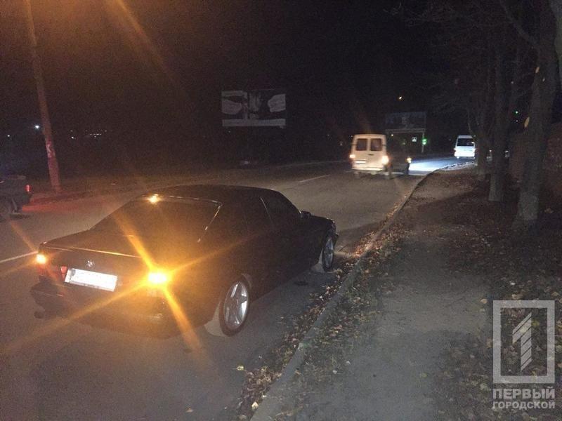 """В Кривом Роге """"BMW"""" сбил перебегавшего дорогу пешехода, - ФОТО , фото-1"""