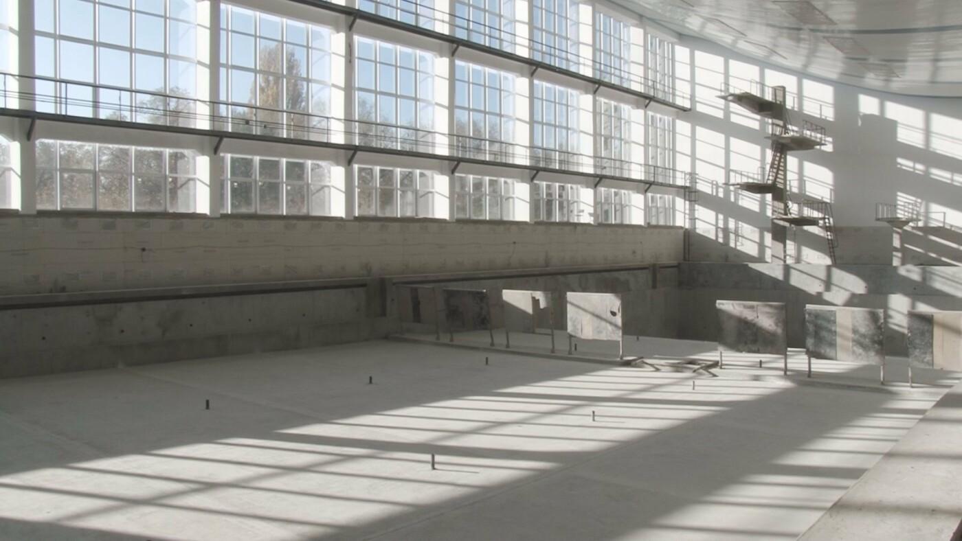 """В Кривом Роге второй год """"торопят"""" строителей, ремонтирующих бассейн в ДЮСШ №1, - ФОТО , фото-2"""