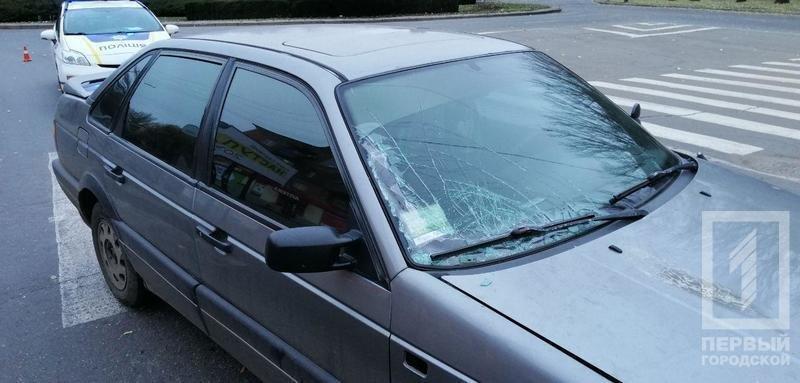 """ДТП в Кривом Роге: """"Volkswagen"""" сбил женщину на пешеходном переходе, - ФОТО , фото-5"""