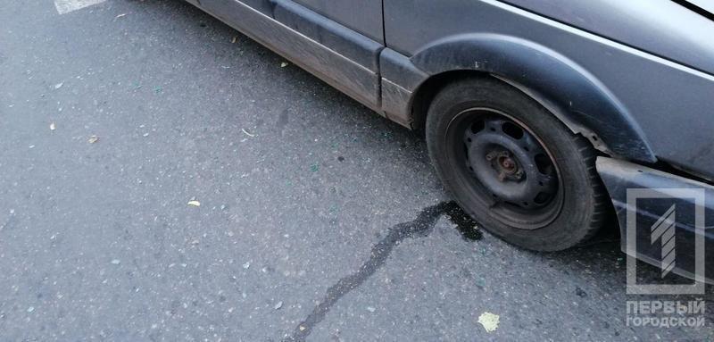 """ДТП в Кривом Роге: """"Volkswagen"""" сбил женщину на пешеходном переходе, - ФОТО , фото-3"""