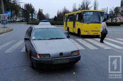 """ДТП в Кривом Роге: """"Volkswagen"""" сбил женщину на пешеходном переходе, - ФОТО , фото-6"""