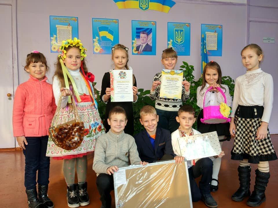 В Кривом Роге самым активным экосознательным школьникам вручили подарки, - ФОТО , фото-2