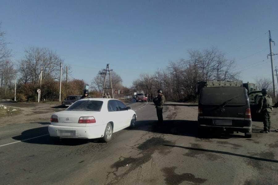 Криворожские нацгвардейцы задержали контрабандиста, - ФОТО , фото-1