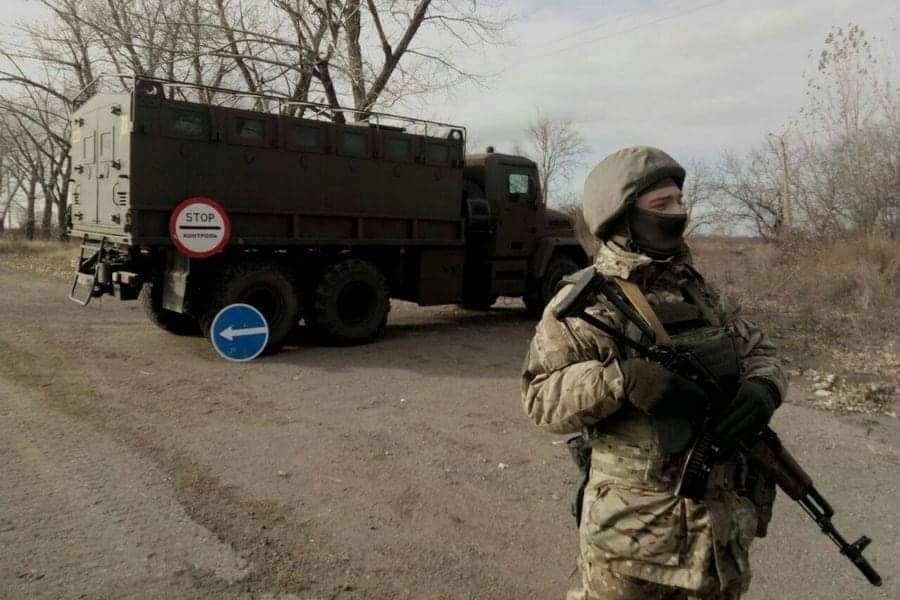 Криворожские нацгвардейцы задержали контрабандиста, - ФОТО , фото-3