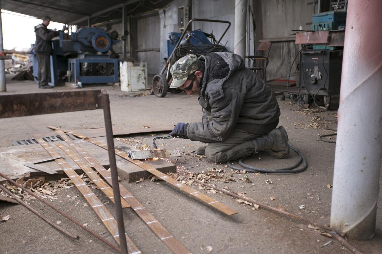 У нардепа Усова показали, как продвигается ремонт опасного спуска в Кривом Роге, фото-3