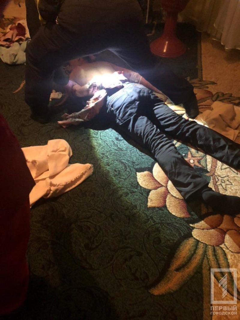Криворожанин на глазах у матери пытался покончить жизнь самоубийством, - ФОТО 18+, фото-2