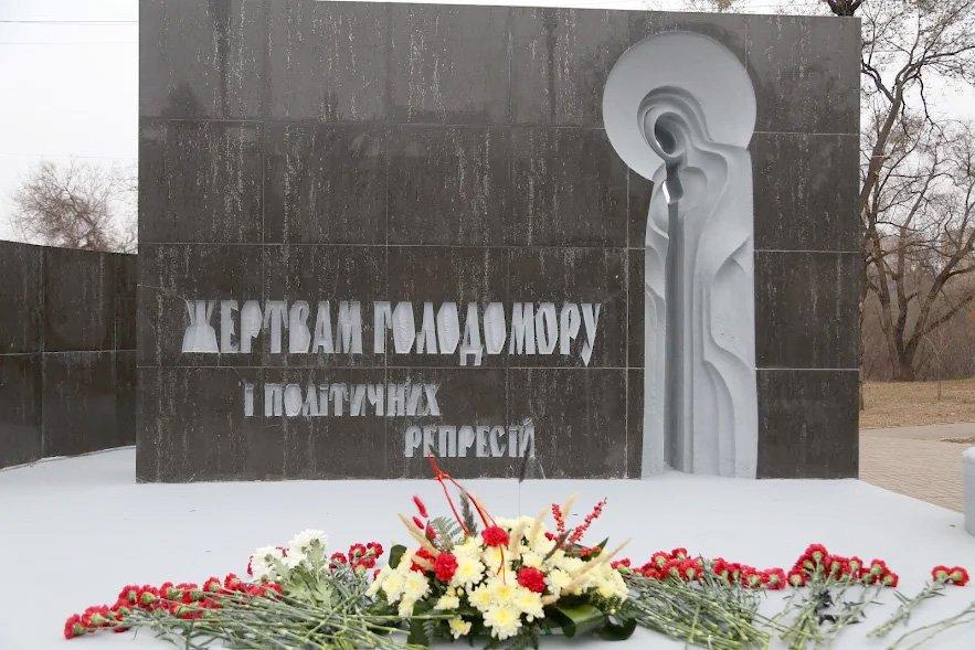 """""""Это наша скорбь и память"""": в Кривом Роге почтили память жертв Голодомора, - ФОТО , фото-3"""