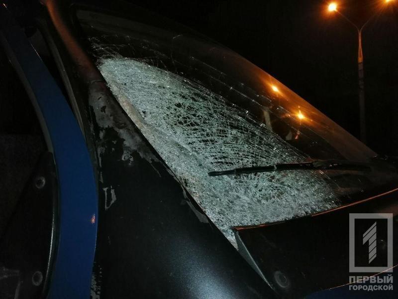 Смертельное ДТП в Кривом Роге: микроавтобус сбил мужчину, - ФОТО 18+, фото-4