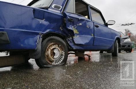 В Кривом Роге в результате ДТП  пострадала женщина, - ФОТО , фото-1