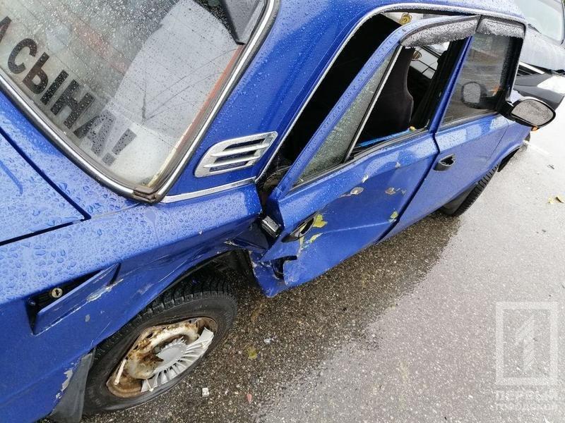 В Кривом Роге в результате ДТП  пострадала женщина, - ФОТО , фото-2