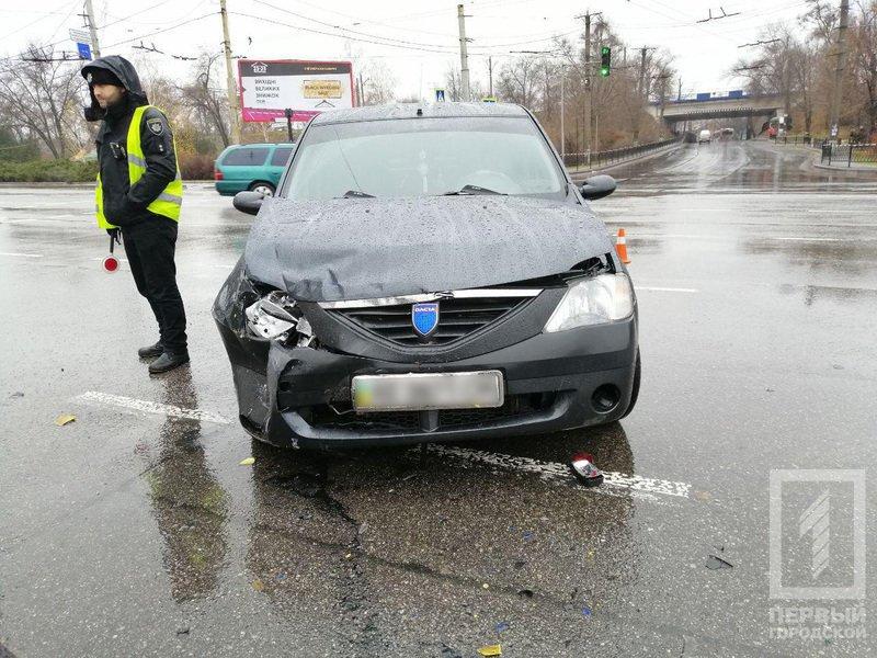 В Кривом Роге в результате ДТП  пострадала женщина, - ФОТО , фото-4