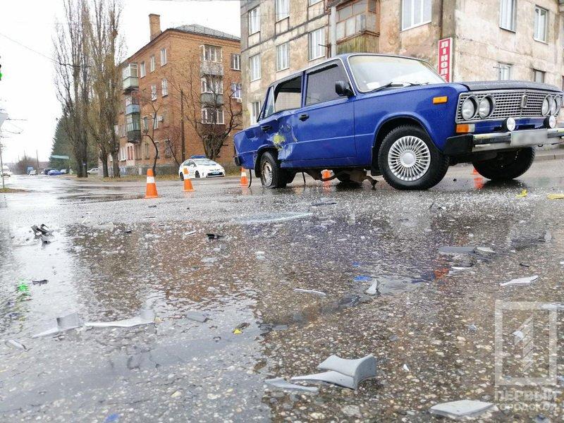 В Кривом Роге в результате ДТП  пострадала женщина, - ФОТО , фото-5