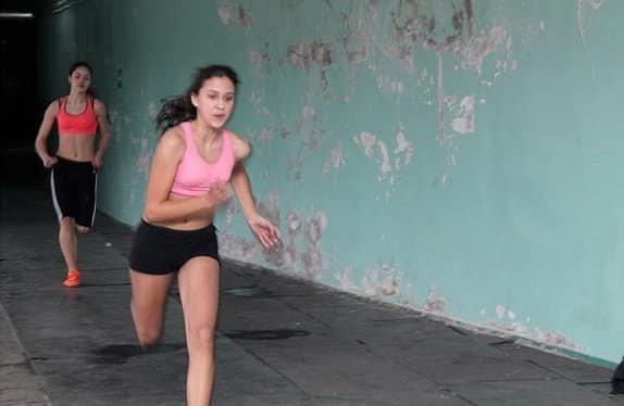 """""""Хочется сказать матом..."""", - горожанка показала, в каких условиях в Кривом Роге дети занимаются спортом, - ФОТО, фото-3"""