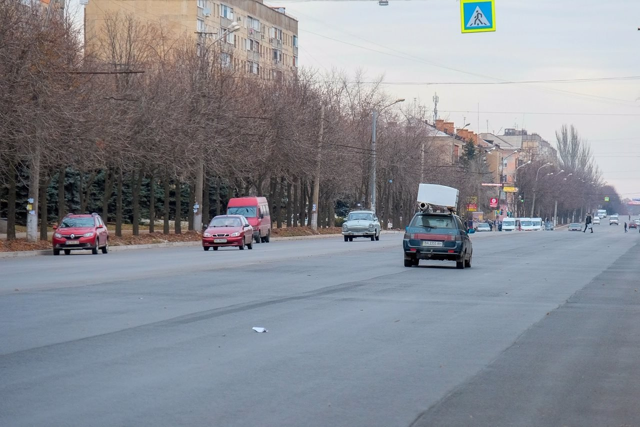 В Кривом Роге отремонтировали дорогу и дали гарантию на 5 лет, - ФОТО , фото-10