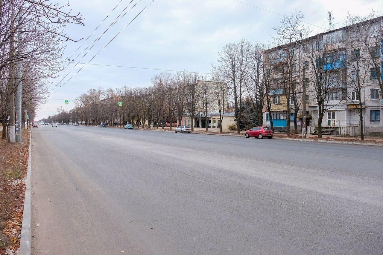В Кривом Роге отремонтировали дорогу и дали гарантию на 5 лет, - ФОТО , фото-14