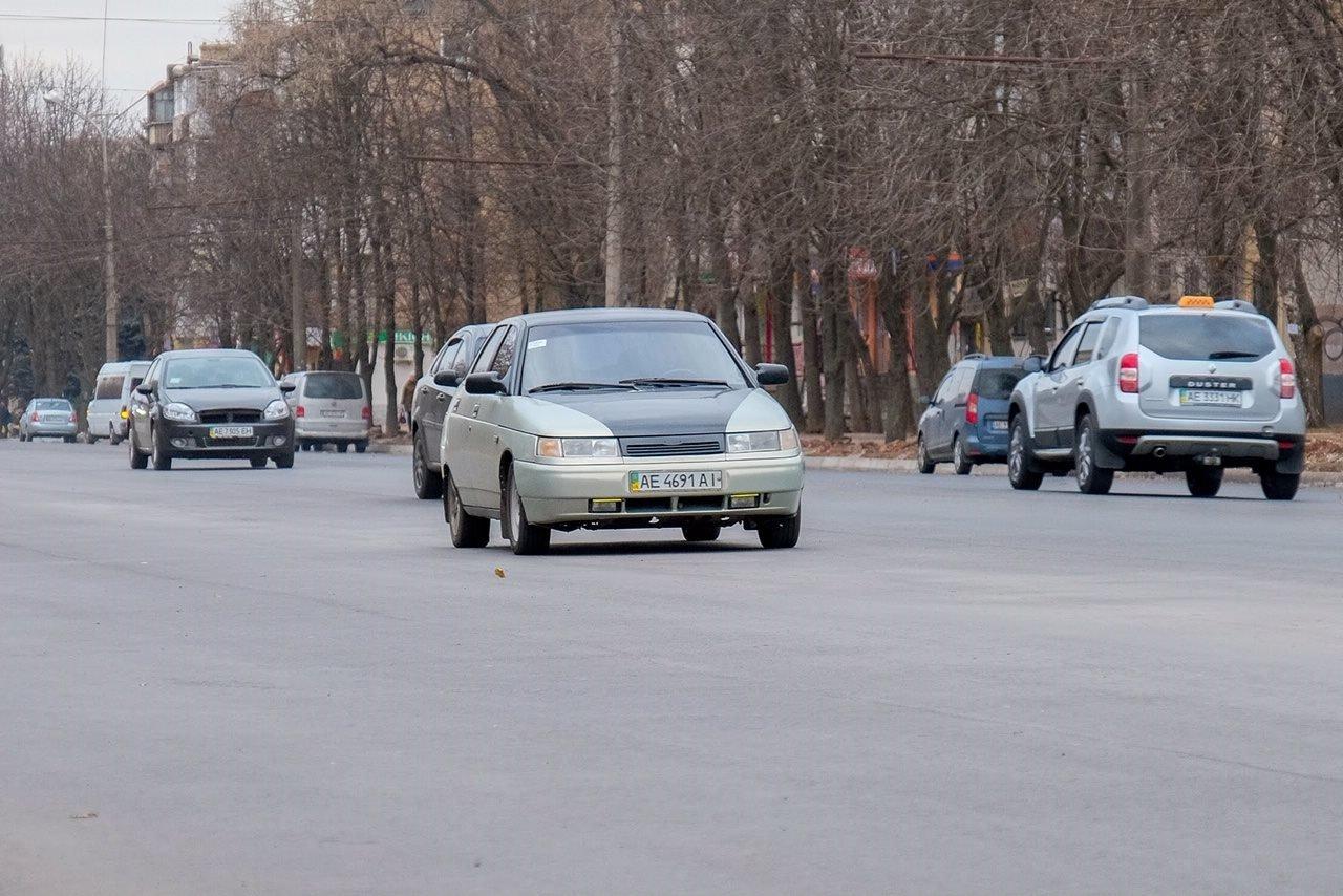 В Кривом Роге отремонтировали дорогу и дали гарантию на 5 лет, - ФОТО , фото-7