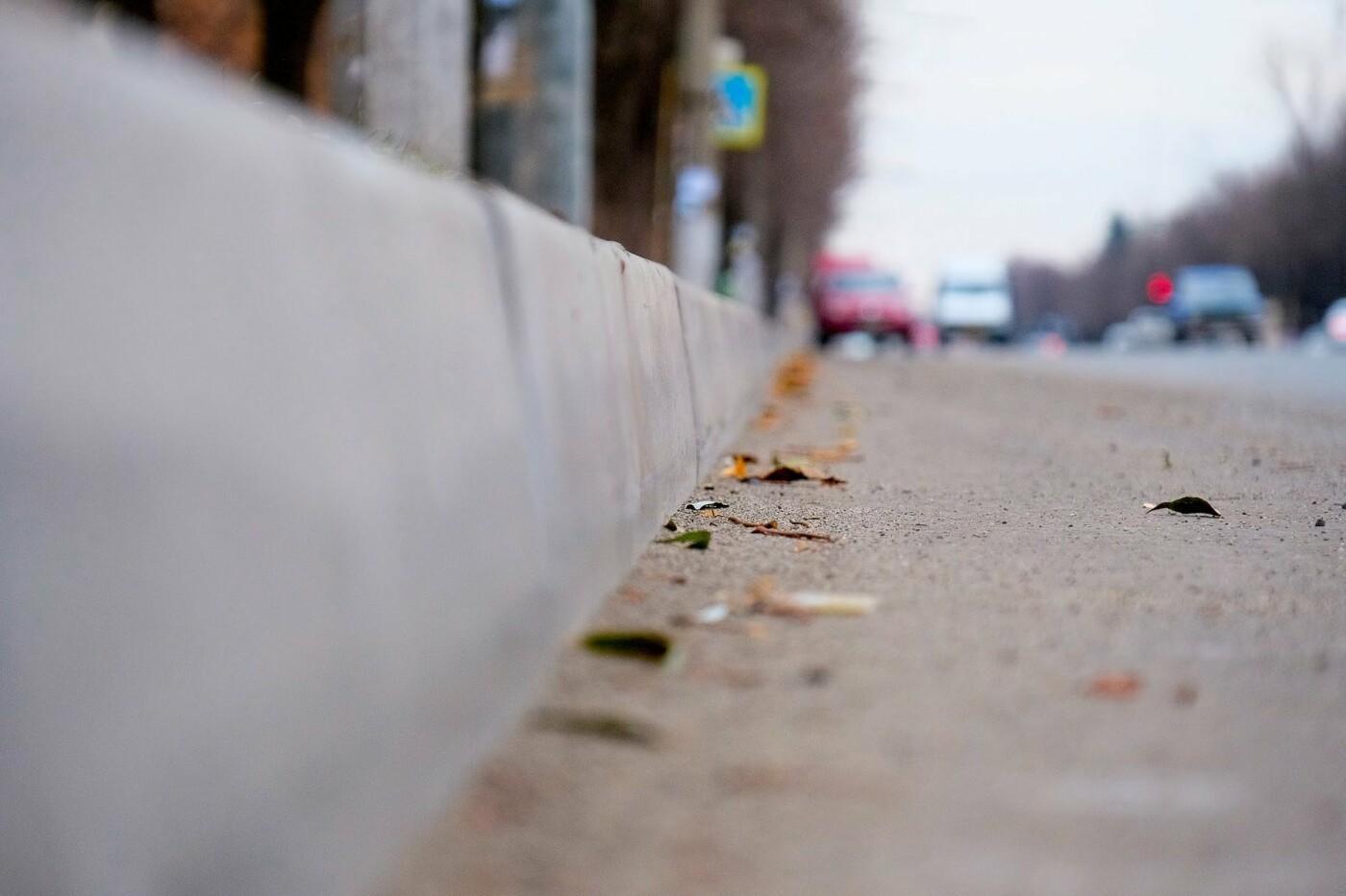 В Кривом Роге отремонтировали дорогу и дали гарантию на 5 лет, - ФОТО , фото-1