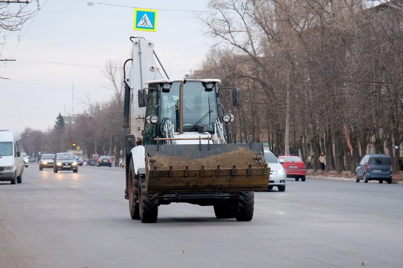 В Кривом Роге отремонтировали дорогу и дали гарантию на 5 лет, - ФОТО , фото-4