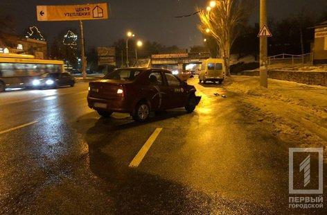 В Кривом Роге в результате ДТП пострадала женщина - пассажир маршрутного такси, - ФОТО , фото-6