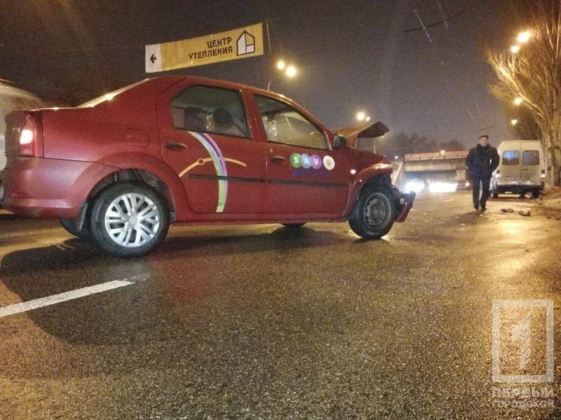 В Кривом Роге в результате ДТП пострадала женщина - пассажир маршрутного такси, - ФОТО , фото-5