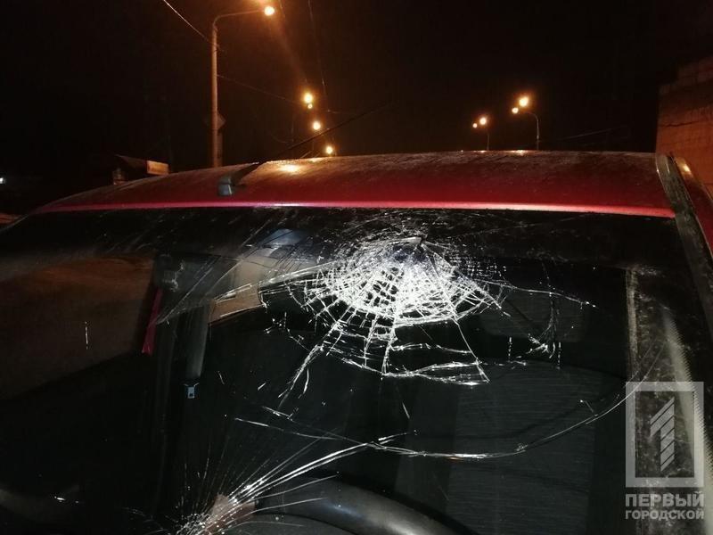 В Кривом Роге в результате ДТП пострадала женщина - пассажир маршрутного такси, - ФОТО , фото-1