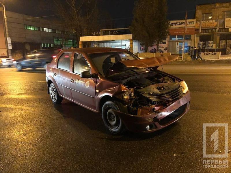 В Кривом Роге в результате ДТП пострадала женщина - пассажир маршрутного такси, - ФОТО , фото-2