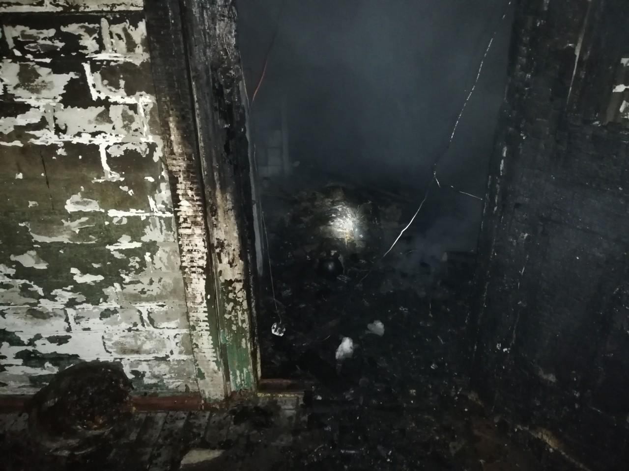 В Криворожском районе 50-летний мужчина сгорел в собственном доме, - ФОТО , фото-1