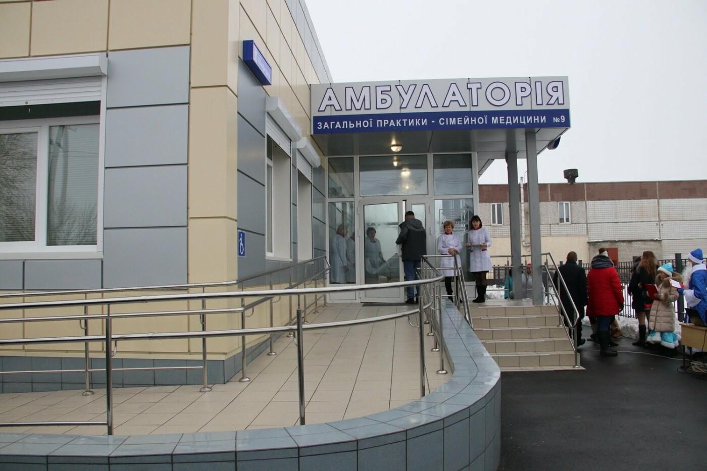 В сотрудничестве с Мировым банком в Кривом Роге открыли современную амбулаторию, - ФОТО , фото-8
