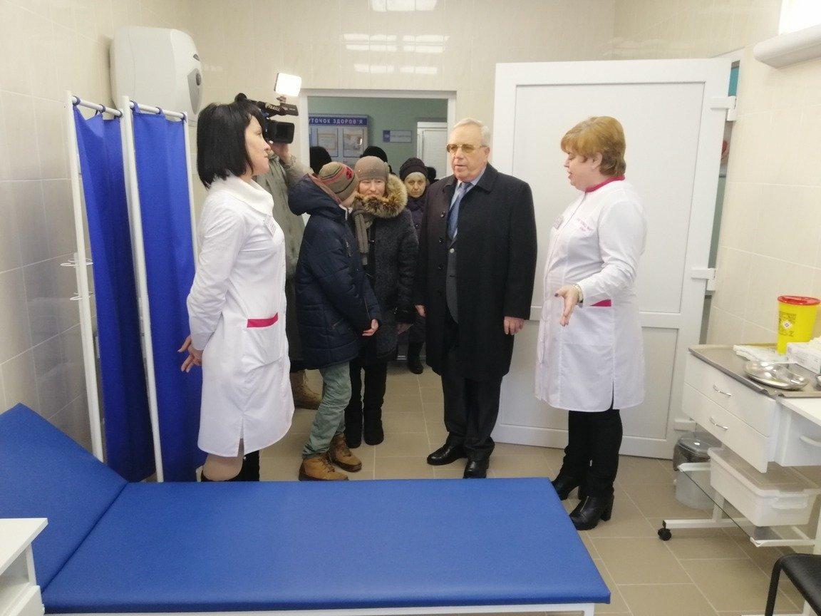 В сотрудничестве с Мировым банком в Кривом Роге открыли современную амбулаторию, - ФОТО , фото-3