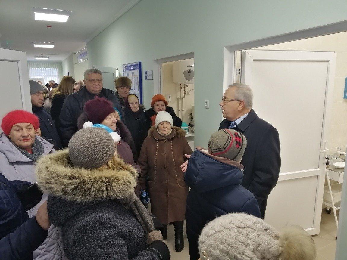 В сотрудничестве с Мировым банком в Кривом Роге открыли современную амбулаторию, - ФОТО , фото-1