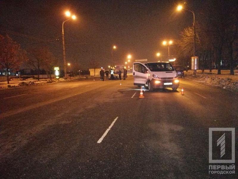 """В Кривом Роге в результате столкновения с микроавтобусов, травмировался водитель """"легковушки"""", - ФОТО , фото-2"""