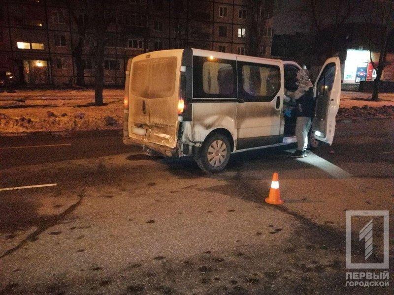 """В Кривом Роге в результате столкновения с микроавтобусов, травмировался водитель """"легковушки"""", - ФОТО , фото-3"""