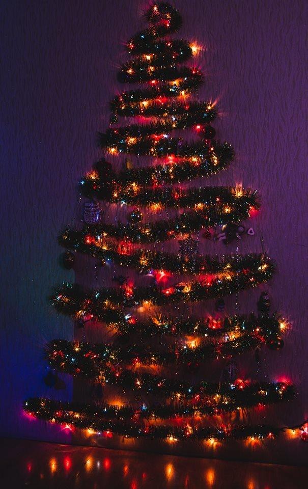 Новый год стучится в дверь: как криворожане дома украсили новогодние елки, - ФОТО , фото-6