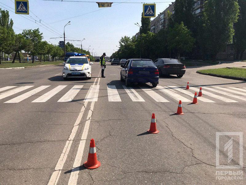 В Кривом Роге на пешеходном переходе сбили пожилую женщину, - ФОТО , фото-1