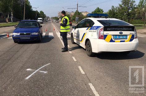 В Кривом Роге на пешеходном переходе сбили пожилую женщину, - ФОТО , фото-3