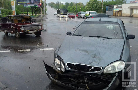 Беременная криворожанка пострадала в аварии, - ФОТО , фото-2