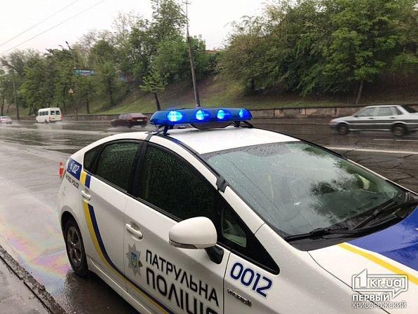 На мокрой дороге в Кривом Роге иномарку занесло в столб, - ФОТО, фото-8