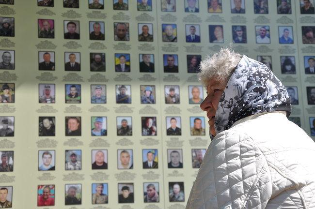 В столице состоялось ежегодное Шествие матерей погибших и пропавших без вести Героев, - ФОТО, ВИДЕО, фото-2