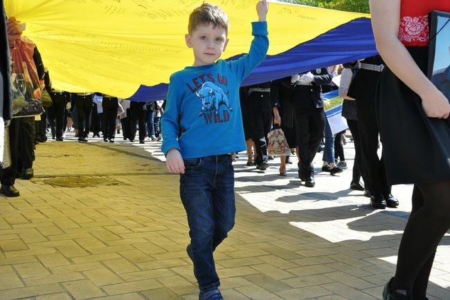 В столице состоялось ежегодное Шествие матерей погибших и пропавших без вести Героев, - ФОТО, ВИДЕО, фото-8
