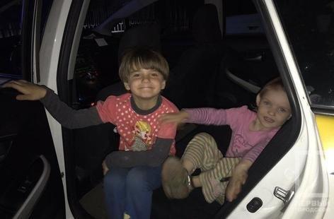 В Кривом Роге службы ищут родителей двух девочек, которых вечером нашли патрульные, - ФОТО, фото-1