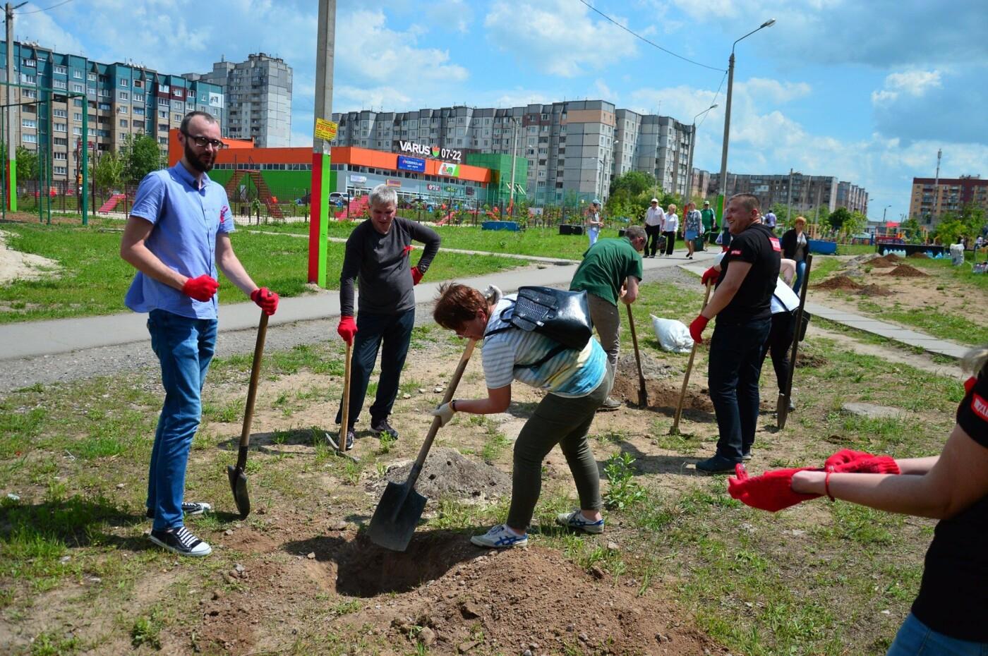 В Кривом Роге появился живой памятник людям, которые умерли из-за СПИДа, - ФОТО , фото-23