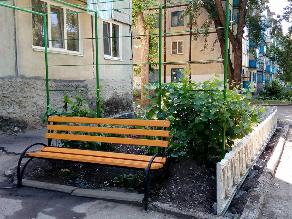Пять c половиной миллионов на благоустройство - «Зеленый центр Метинвест» объявил победителей конкурса «Сто дворов», фото-2