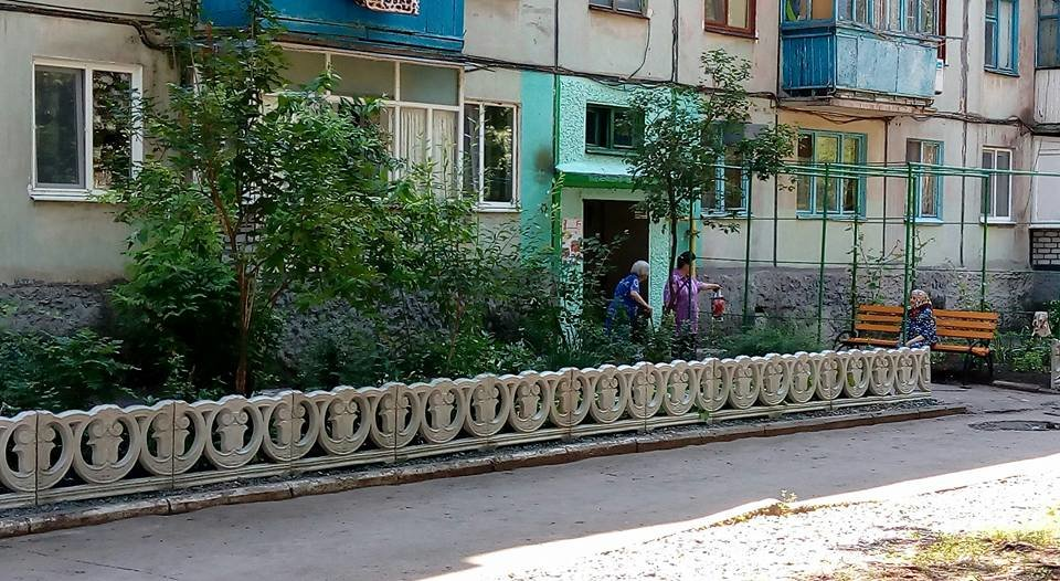 Пять c половиной миллионов на благоустройство - «Зеленый центр Метинвест» объявил победителей конкурса «Сто дворов», фото-3