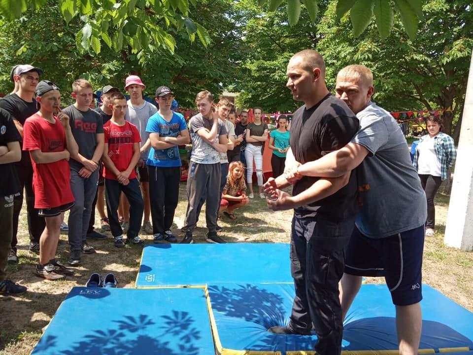 Криворожские полицейские присоединились к военно-патриотической игре «Джура», - ФОТО, фото-1