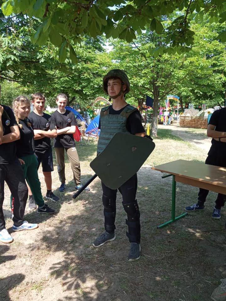 Криворожские полицейские присоединились к военно-патриотической игре «Джура», - ФОТО, фото-4